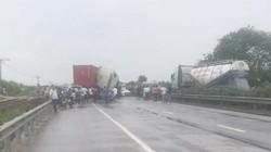 [Video] Lại tai nạn giao thông ở Kim Thành-Hải Dương, ùn tắc gần 10km