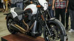 Harley-Davidson FXDR 114 giá hơn nửa tỷ khiến phái mạnh thèm khát
