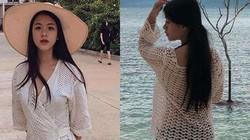Con gái út của nghệ sỹ Chiều Xuân 15 tuổi đã vô cùng xinh đẹp, ra dáng hot girl