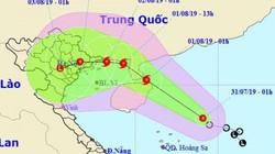 Áp thấp nhiệt đới có khả năng mạnh thành bão, diễn biến phức tạp