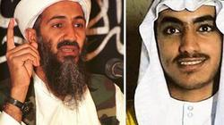 Mỹ: Con trai trùm khủng bố Osama bin Laden đã bị tiêu diệt