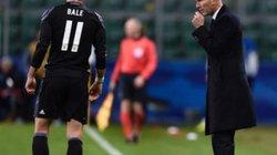 Bale đi đánh golf trong lúc Real thi đấu, HLV Zidane nói gì?