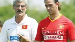 Cầu thủ Brazil từng khoác áo ĐT Việt Nam gửi thông điệp tới HLV Park Hang-seo