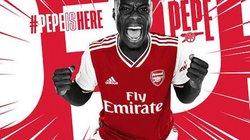 """""""Bom tấn"""" đắt nhất lịch sử nói gì trong ngày gia nhập Arsenal?"""