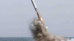 Sức mạnh tên lửa hạt nhân trang bị trên tàu ngầm mới của Triều Tiên