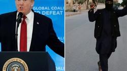 Sốc: Trump dọa thả 2.500 khủng bố IS vào châu Âu