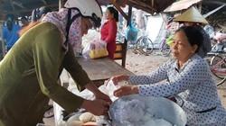 Chuyện lạ Quảng Ngãi: Chợ quê bán đồ ăn, có 5 ngàn là xơi no bụng