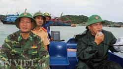 Hơn 300 khách du lịch tự nguyện ở lại đảo Cô Tô đón bão số 3