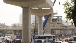 Đường sắt Nhổn - ga Hà Nội dự kiến vận hành vào năm 2021
