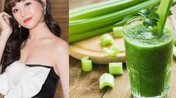 Từ giảm cân kiểu Hariwon đến trào lưu uống ép cần tây: Nước này có lợi, hại gì?