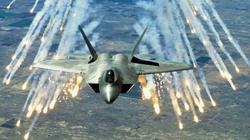 """Tin quân sự: Mỹ bí mật đưa """"chim ăn thịt"""" F-22 quay lại chiến trường Syria"""