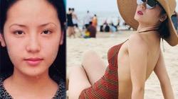 Nữ ca sĩ gốc Thanh Hóa đi đâu cũng mang vali 35kg bikini khoe ảnh năm 15 tuổi