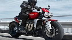 Bộ đôi môtô hàng khủng 2019 Triumph Rocket 3 chính thức ra mắt