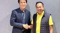 """Tin vui cho ĐT Việt Nam: HLV Nishino """"mù tịt"""" về bóng đá Thái Lan"""