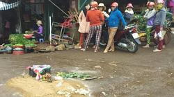 Vụ xe khách tông vào chợ ở Gia Lai: Thêm 1 người tử vong