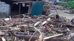 Thanh Hóa: Mưa lớn gây lũ quét, 12 người mất tích