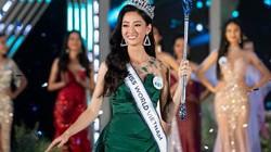 Yếu tố nào giúp Lương Thùy Linh đăng quang Miss World Vietnam 2019?