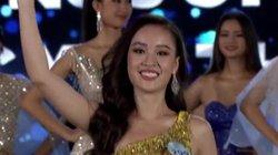 """Khán giả phản ứng gay gắt khi Hoàng Hải Thu được trao giải """"Người đẹp được yêu thích nhất"""""""