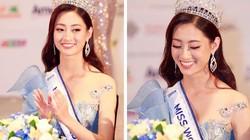 Hoa hậu Thế giới VN Lương Thùy Linh nói gì về tin đồn mua giải?