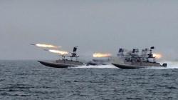 Iran lại bắt giữ tàu chở dầu ở vịnh Ba Tư