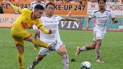 Kết quả V.League 2019: Nam Định và HAGL rượt đuổi tỷ số kịch tính
