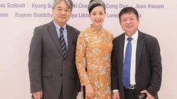 Rất nhiều nghệ sĩ Việt và thế giới đã có mặt tại khai mạc Âm nhạc quốc tế Violon