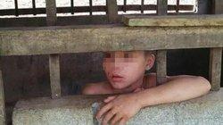 Bé trai 13 tuổi trần truồng, bị ông nội nhốt trong chuồng: Câu chuyện đầy thương cảm