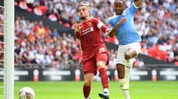Thắng nghẹt thở trên chấm luân lưu, Man City giành Siêu cúp Anh