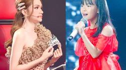 Chấm thi The Voice Kids, Hương Giang thừa nhận hát không hay bằng thí sinh 10 tuổi