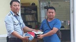 Đà Nẵng: Nam thanh niên 2 lần liên tiếp trả lại tài sản cho du khách