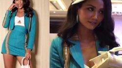 H'Hen Niê dùng túi hiệu để đựng chôm chôm, chuyên trang sắc đẹp Thái Lan không ngớt lời khen