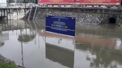 """Lo công nghệ Nhật bị """"nhấn chìm"""" ở sông Tô Lịch: Cty JVE lên tiếng"""