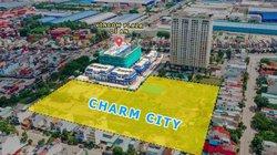 DCT Group bán bãi cỏ hoang mang tên Charm City chưa có pháp lý?