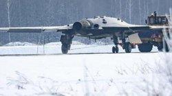UAV hạng nặng Okhotnik của Nga thực hiện chuyến bay đầu tiên