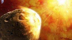 """Tranh nhau """"vợt"""" thiên thạch trị giá 700 tỷ tỷ USD bay ngang Trái Đất"""