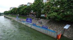 Chuyên gia Nhật Bản cho lắp bể, lên kế hoạch tắm bằng nước Tô Lịch