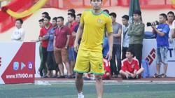 """Chung """"Tám"""": """"Lực sĩ Hercules"""" của FC Văn Minh"""