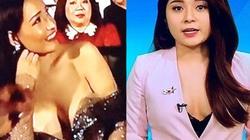 Người đẹp Việt nhiều lần mặc kém duyên trên sóng trực tiếp