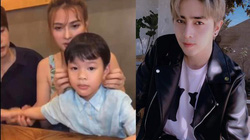 Chồng trẻ kém 10 tuổi xin lỗi vì bạo hành con trai riêng của Thu Thủy