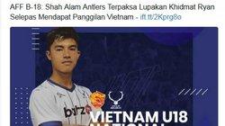 U18 Việt Nam dùng tiền đạo Việt kiều Australia đá giải U18 Đông Nam Á?