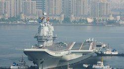 """Tàu sân bay nội địa đầu tiên của Trung Quốc gặp """"sự cố kỹ thuật""""?"""