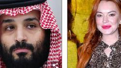 """Thái tử quyền lực bậc nhất Ả Rập Saudi bị đồn hẹn hò """"gái hư"""" Hollywood"""