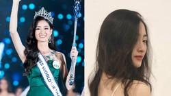 """Hoa hậu Lương Thùy Linh mở khóa facebook: """"Chưa tin nổi mình đang là Hoa hậu"""""""