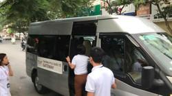 Bé trai tử vong vì bị bỏ quên: Rà soát các trường dùng xe đưa đón học sinh