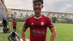 Cầu thủ Việt kiều Australia Ryan Nguyen Gilbert nói về giấc mơ Việt Nam