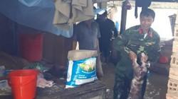 Lâm Đồng: Mưa lớn, 100 nhà dân chìm trong biển nước
