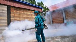 Clip: Xuất hiện đội đặc nhiệm phòng chống sốt xuất huyết ở Hà Nội