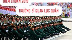 Điểm chuẩn đại học 2019: Điểm chuẩn trường Sĩ quan Lục quân