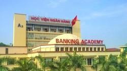 Điểm chuẩn đại học 2019: Điểm chuẩn Học viện Ngân hàng