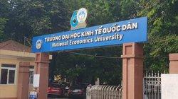 Điểm chuẩn đại học 2019: Điểm chuẩn trường ĐH Kinh tế Quốc dân